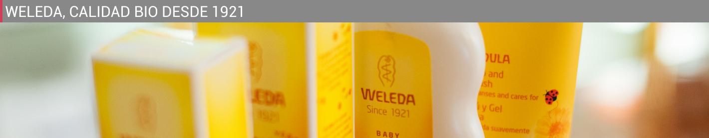 Weleda, productos BIO