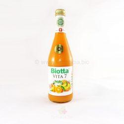 Jugo de frutas vita 7 Biotta 500 ml