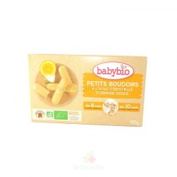 BABYBIO GALLETAS DENTICION 120 GR.
