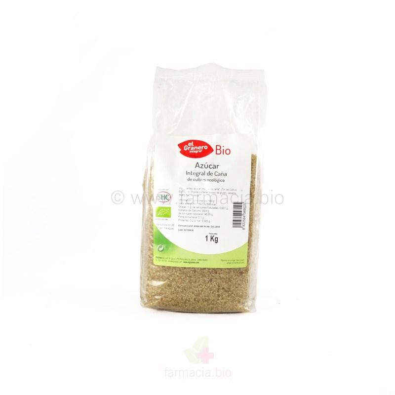 Azúcar de caña integral BIO 1 kg / 0,5 kg