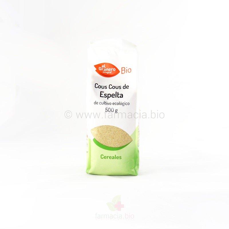 Cous cous de espelta integral Bio 500 g