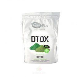 Detox BIO 200 g chlorella y espirulina