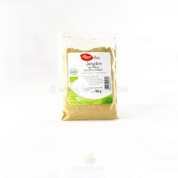 Jengibre en polvo BIO 100 g