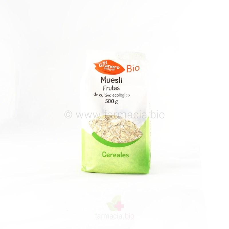 Muesli Frutas BIO 500 g