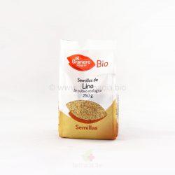Semillas de lino BIO 250 g y 500 g