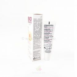 Nuxe BIO beauté bálsamo labial reparador color con melocotón 15 ml