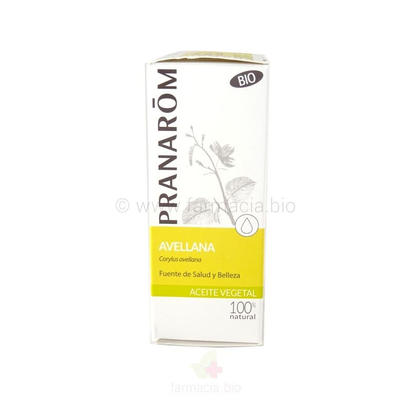 Pranarôm aceite vegetal avellana BIO 50 ml