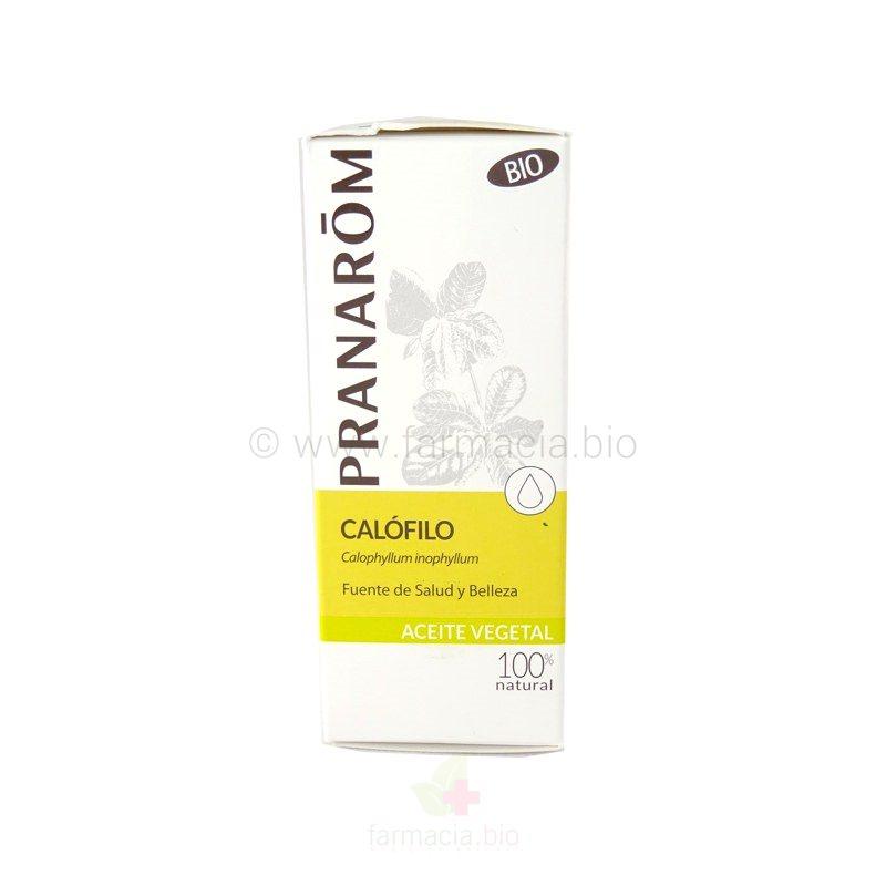Pranarôm aceite vegetal calófilo BIO 50 ml