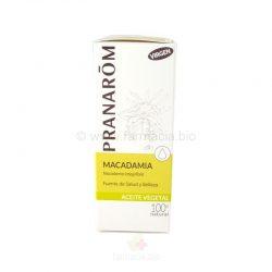 Pranarôm aceite vegetal macadamia 50 ml