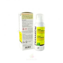Pranarôm spray anti-mosquitos BIO 100 ml