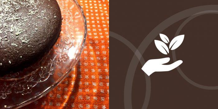 Bizcocho de fonio y cacao BIO