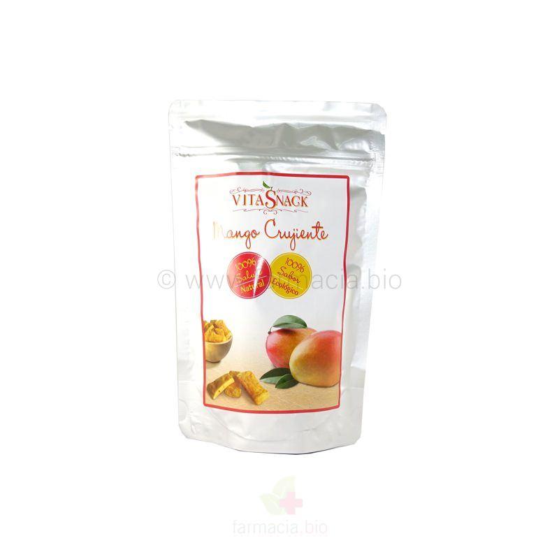 Snack mango crujiente BIO ECO sin gluten 24 g