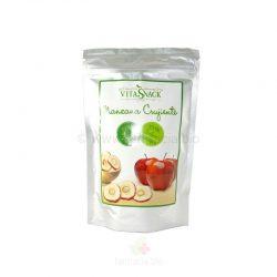 Snack manzana crujiente BIO ECO sin gluten 24 g