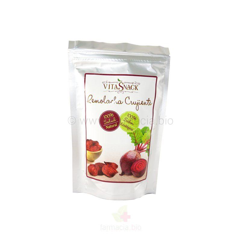 Snack remolacha crujiente BIO ECO sin gluten 24 g
