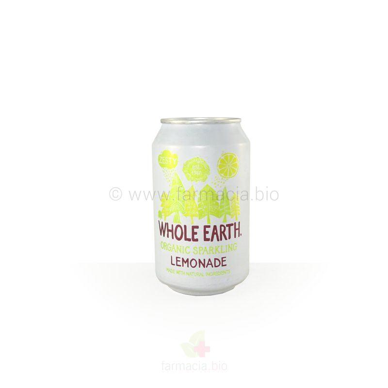 Refresco de lata de limón BIO 330 ml