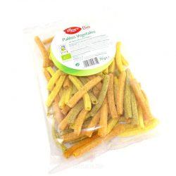 Palitos vegetales BIO 70 g