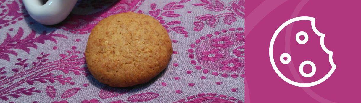 Galletas de coco para diabeticos