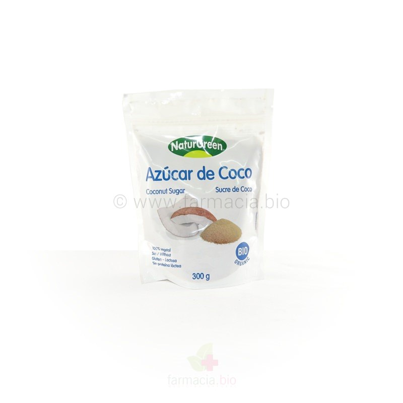 Azúcar de coco BIO 300 g