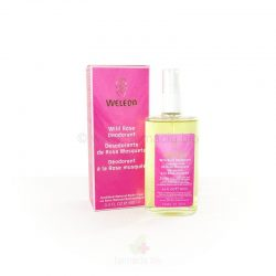 Desodorante de rosa spray 100 ml (Weleda)