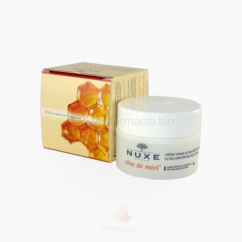 Reve de Miel Crema facial nutritiva de día 50 ml
