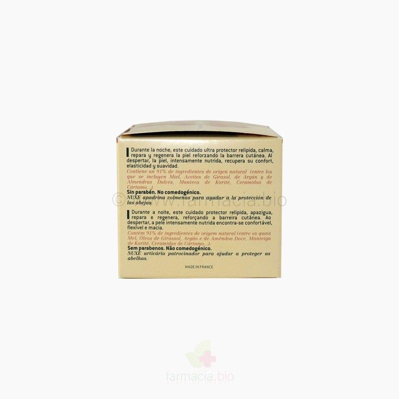 Reve de Miel Crema facial nutritiva de noche 50 ml