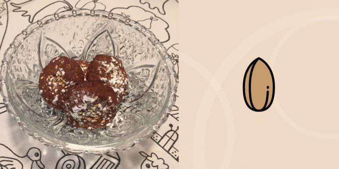 Receta de polvorones (o mantecados) BIO