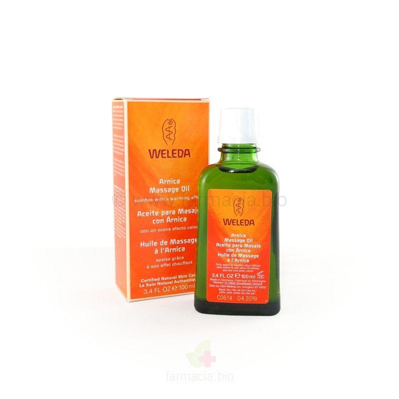 Aceite de masaje con árnica 100 ml