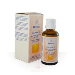 Aceite de masaje tripita del bebé 50 ml (Weleda)