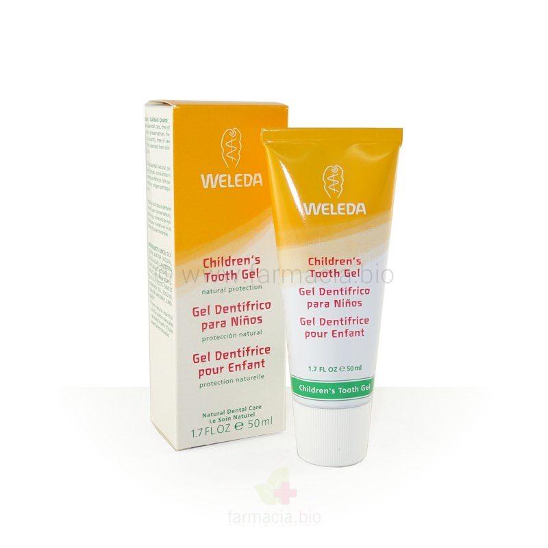 Gel dentífrico para niños 50 ml / duplo 50 ml