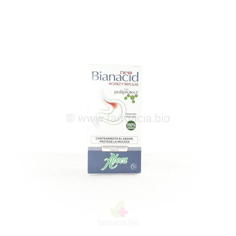 Neobianacid acidez y reflujo 15 ó 45 comprimidos masticables