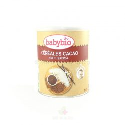 Cereales y cacao BIO 220 gramos (Babybio)