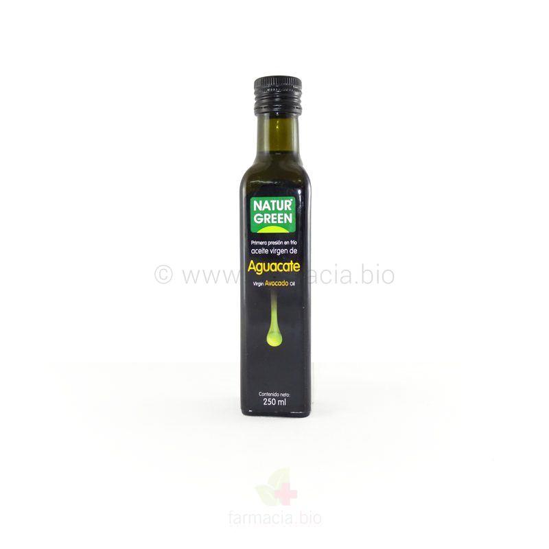 Aceite aguacate convencional no BIO 250 ml