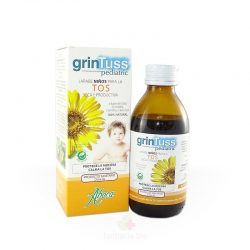 Grintuss jarabe pediatric 210 gramos (Aboca)