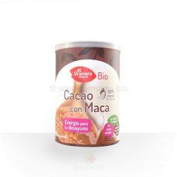 Cacao soluble con maca BIO 200 g