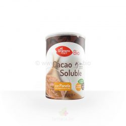 Cacao soluble con panela BIO 400 gramos (El Granero Integral)