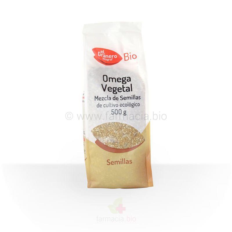 Omega vegetal (mezcla de semillas) BIO 500 g
