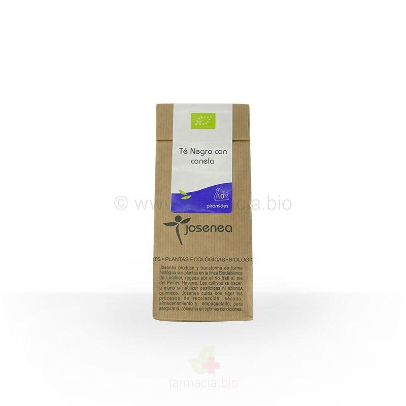 Infusión BIO té negro con canela 10 u