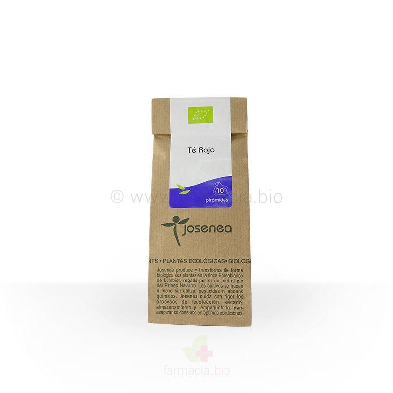 Infusión BIO té rojo 10 u