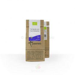 Infusión BIO té verde con hierbabuena 10 u