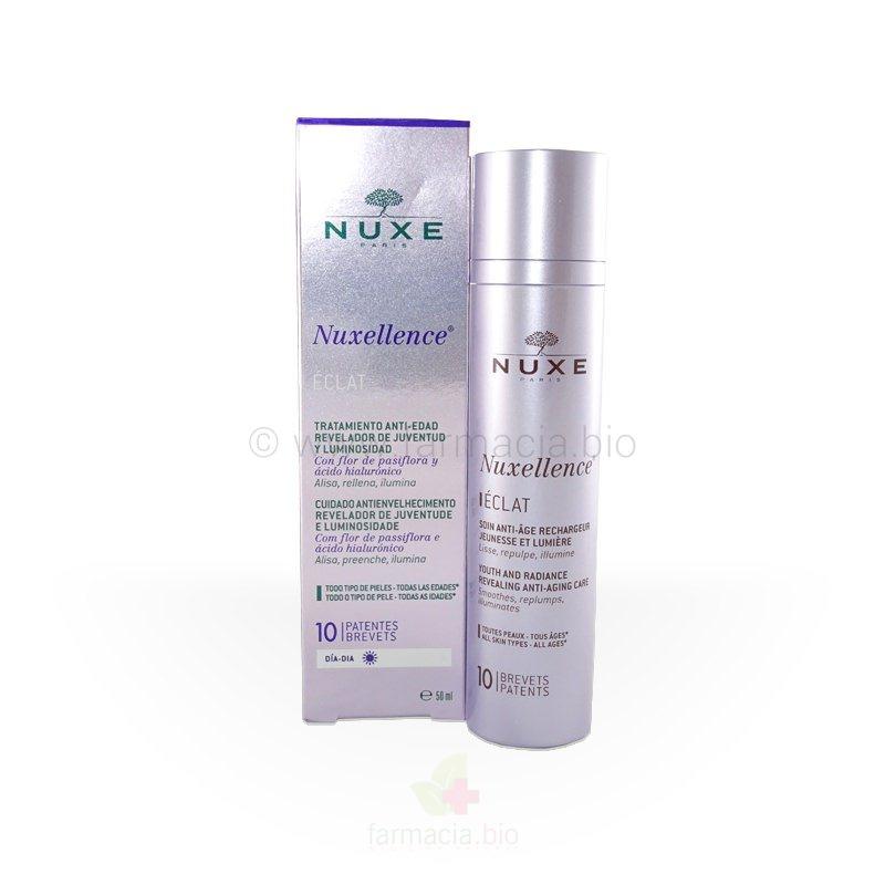 Nuxellence Éclat tratamiento antiedad 50ml