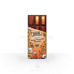 Chocolate BIO crudivegano a la naranja 60 gramos (Rawr)