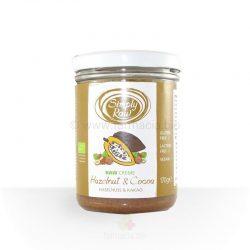Crema avellana y cacao BIO crudivegana 170 gramos (Simply Raw)