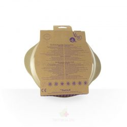 Plato infantil ecofriendly de fibra de arroz