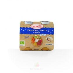 Menú BIO verdura pasta 2 x 200g (Babybio)