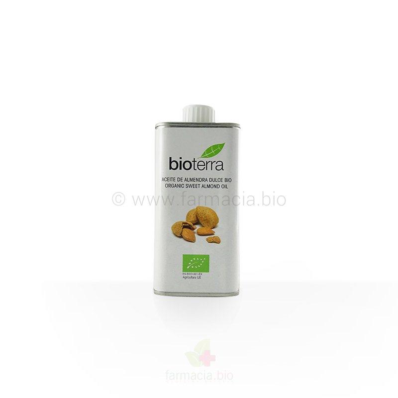 Aceite de almendra BIO 250 ml