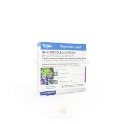 Phytostandard rodiola y azafrán 30 comp