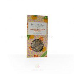 Granola ECO anacardos y naranja sin gluten 400 g (Primrose's kitchen)