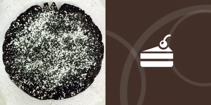 pastel quinoa cacao
