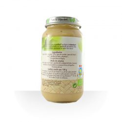 Potito selección de plátano y manzana ECO 250 g