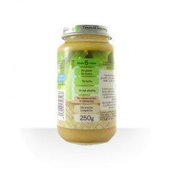 Potito pollo con verduras selectas ECO 250 g